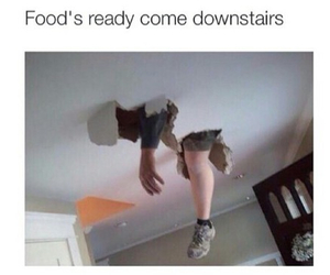 funny, food, and lol image