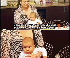 funny, Penelope, and kardashians image
