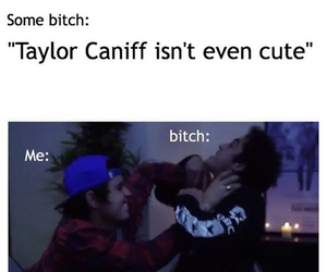 taylor caniff, nash grier, and magcon image