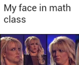 britney spears, face, and funny image