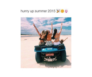 summer, girl, and 2015 image