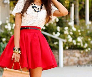 clothes, pink, and purse image