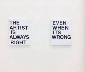 art, artist, and quotes image