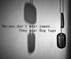 capes, dog tags, and heroes image
