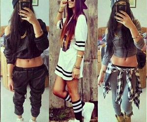 swag, outfit, and clothes image
