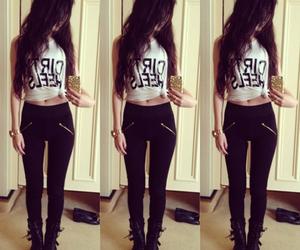 beautiful, style girl, and girls image