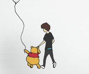 quote, winnie the pooh, and danisnotonfire image