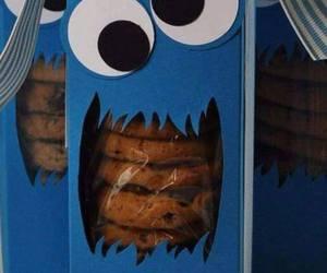 food, Cookies, and diy image