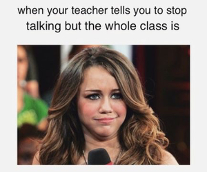 funny, teacher, and true image