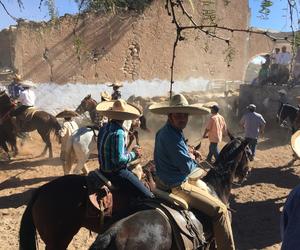 zacatecas, coleadera, and el rucio image