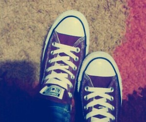 all, converse, and star image
