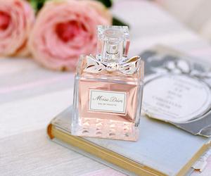 dior, perfume, and pink image