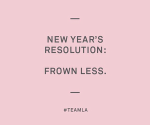 inspiration, new years resolution, and pink image