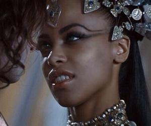 aaliyah, beauty, and heaven image