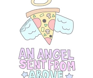 overlay, pizza, and transparent image