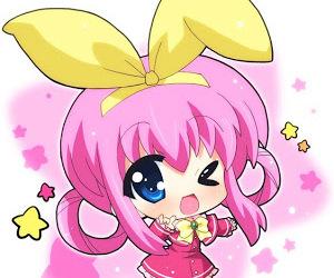 chibi, anime, and girl image