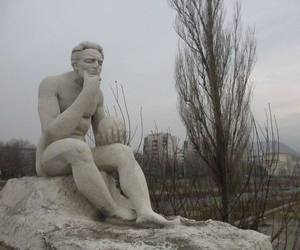 beautiful, statue, and photography image
