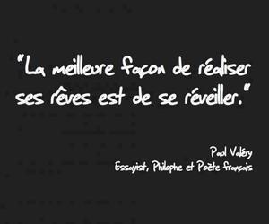 paul valéry, Dream, and citation image