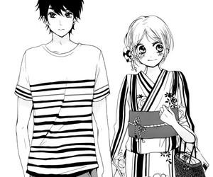 boy, lovely, and manga image