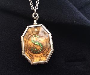 harry potter, slytherin's locket, and usj image