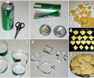 diy, Cookies, and food image