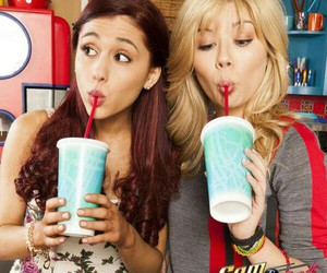 ariana grande, jennette mccurdy, and ariana image