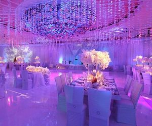 purple, blue, and decoration image