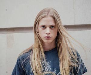beautiful, blond, and boy image