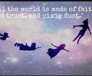 disney, peter pan, and quote image