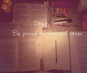 study, proud, and school image