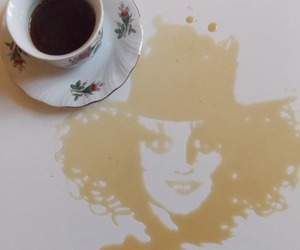 alice in wonderland, johnny depp, and tea image