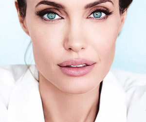Angelina Jolie, eyes, and beautiful image