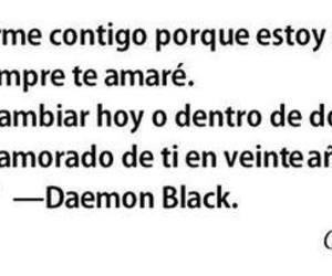 daemon black, lux series, and jennifer l. armentrout image
