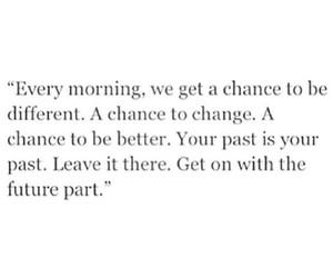 chance and change image