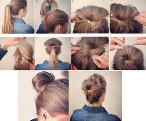 Easy, glamorous, and hair image