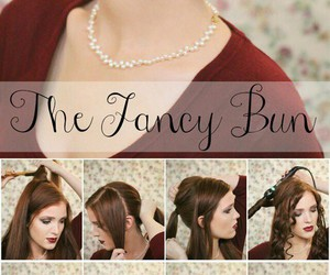 fancy, glamorous, and hair image