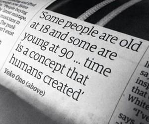 age, Yoko Ono, and humans image