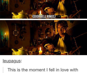 funny, hobbit, and Martin Freeman image
