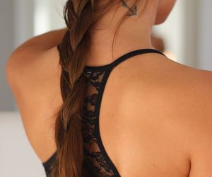 braid, classy, and style image