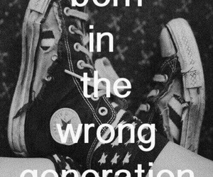 generation, grunge, and converse image