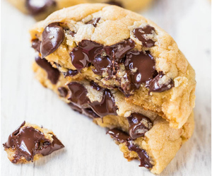 chocolate, cake, and Cookies image