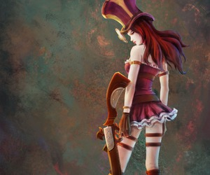 caitlyn and league of legends image