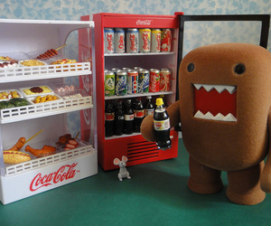 coke, domo kun, and @juusep image