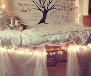 bedroom, room, and ideas image