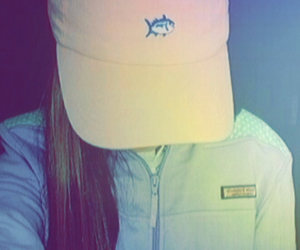 baseball cap, preppy, and pullover image