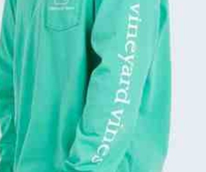 mint, preppy, and vineyard vines image