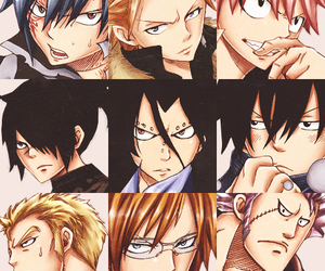 fairy tail, anime, and manga image