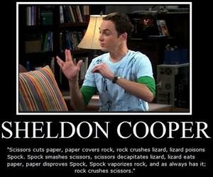 sheldon cooper, funny, and sheldon image