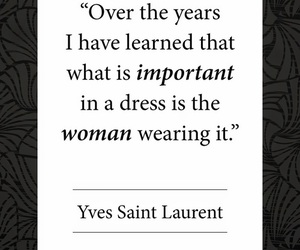 fashion and quote image