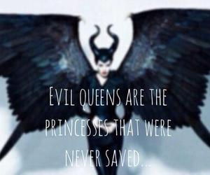 princess, evil, and maleficent image